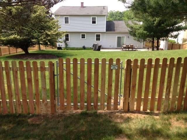 Picket Fence Installation Cleveland Ohio Northeast Ohio