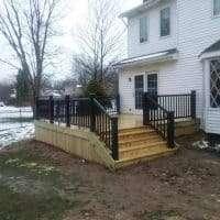 deck install black