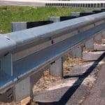 guard rail install